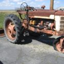 Vintage Farmall Tractors at Auction