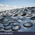 FREE Tire Sidewalls for Silage cover hold down