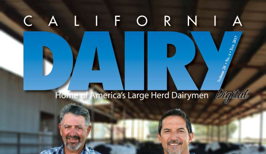 California Dairy Magazine Digital September Issue