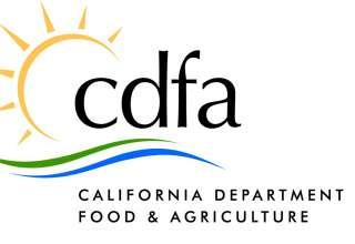 CDFA CalAgNet