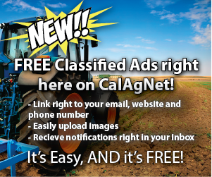 Free Classified Ads – California Ag Network