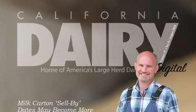 California Dairy Magazine August Issue