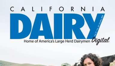 California Dairy Magazine October Issue