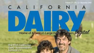 California Dairy Magazine December Issue