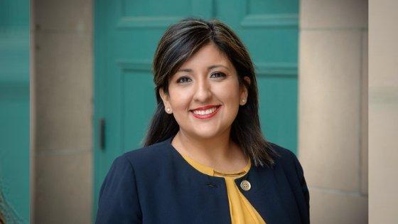 Senator Melissa Hurtado