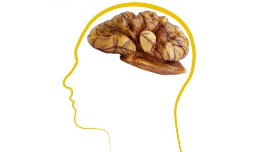 mental health and walnuts