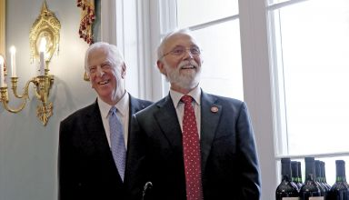 Congressional Wine Caucus Leadership