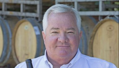 Hank Wetzel of Alexander Valley Vineyards