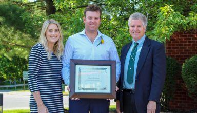 Wickstrom Young Jersey Breeder Award